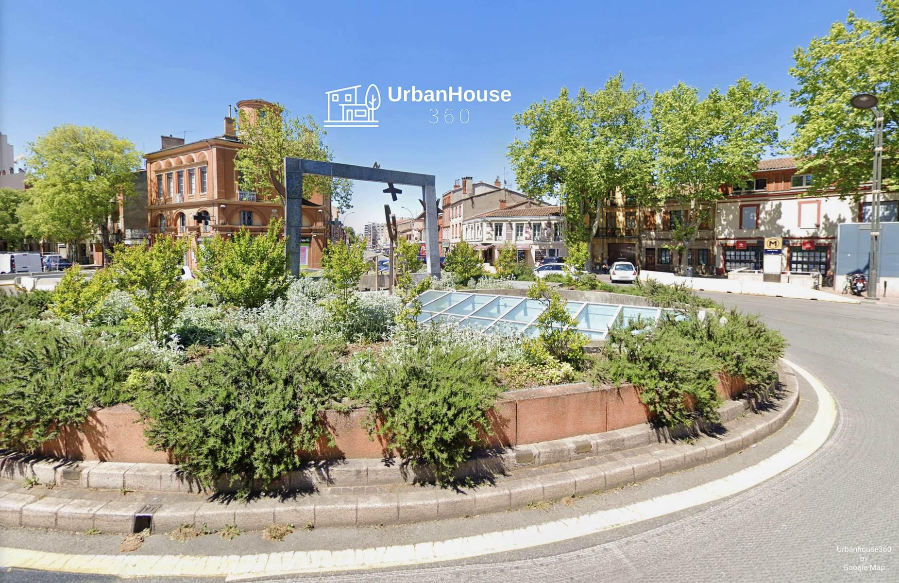 Urbanhouse360-Patte-d-oie-Toulouse