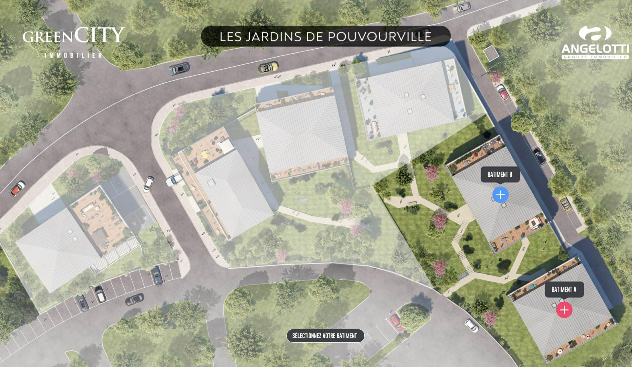 UrbanHouse360-Pouvourville-Vue-Batiments