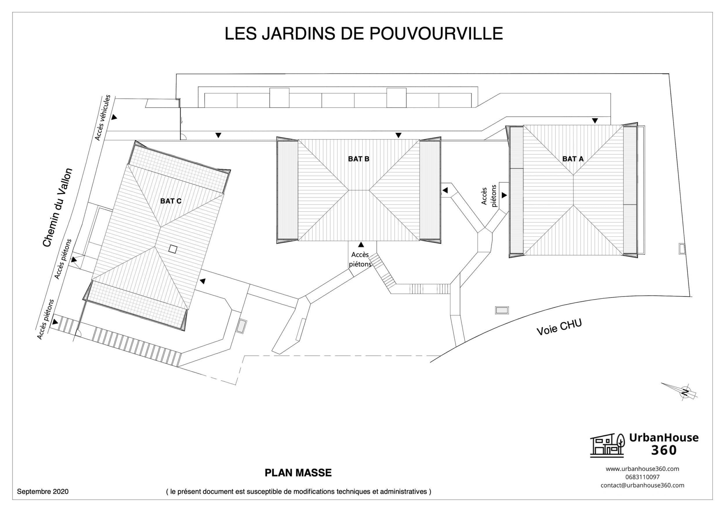 UrbanHouse360-plan_de_masse-les_jardins_pouvourville