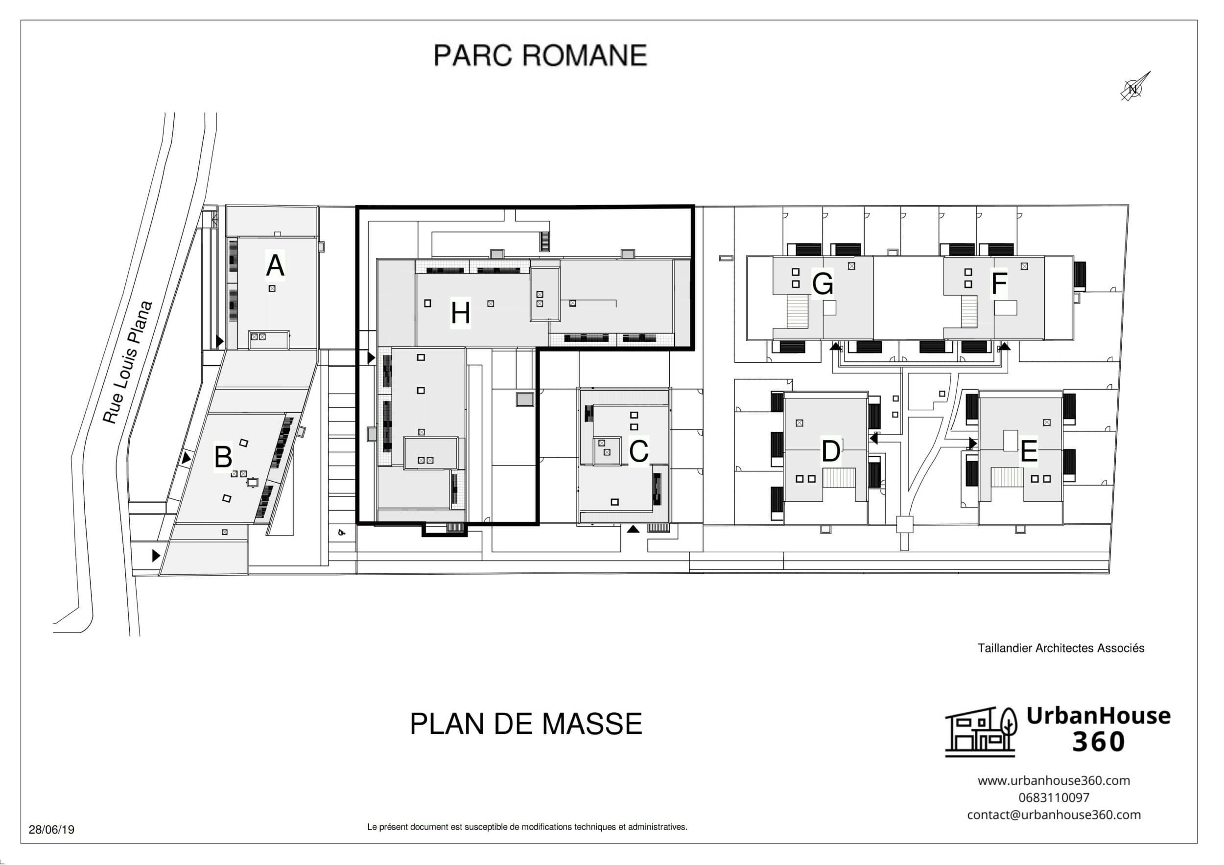 UrbanHouse360-plan_de_masse-parc_romane