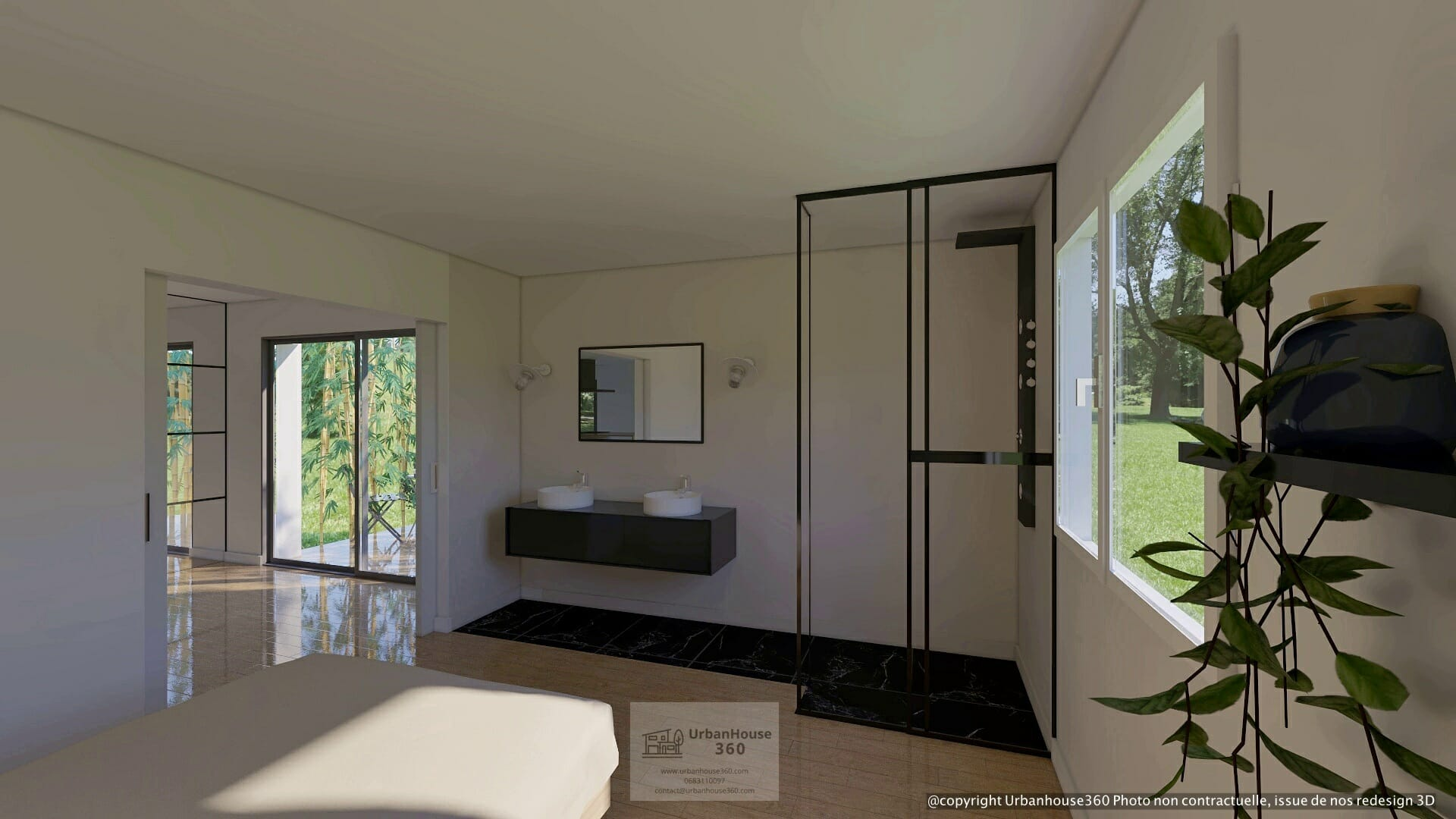 Urbanhouse360-Coulounieix-chamiers-Chambre_2