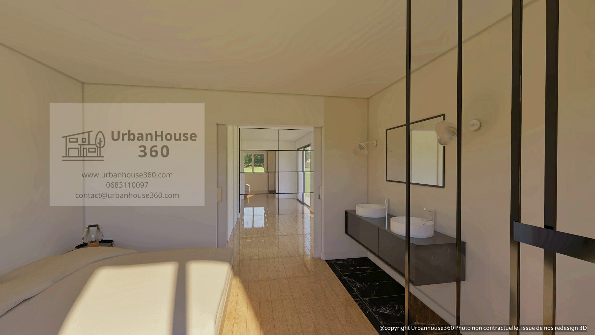 Urbanhouse360-Coulounieix-chamiers-Chambre_3