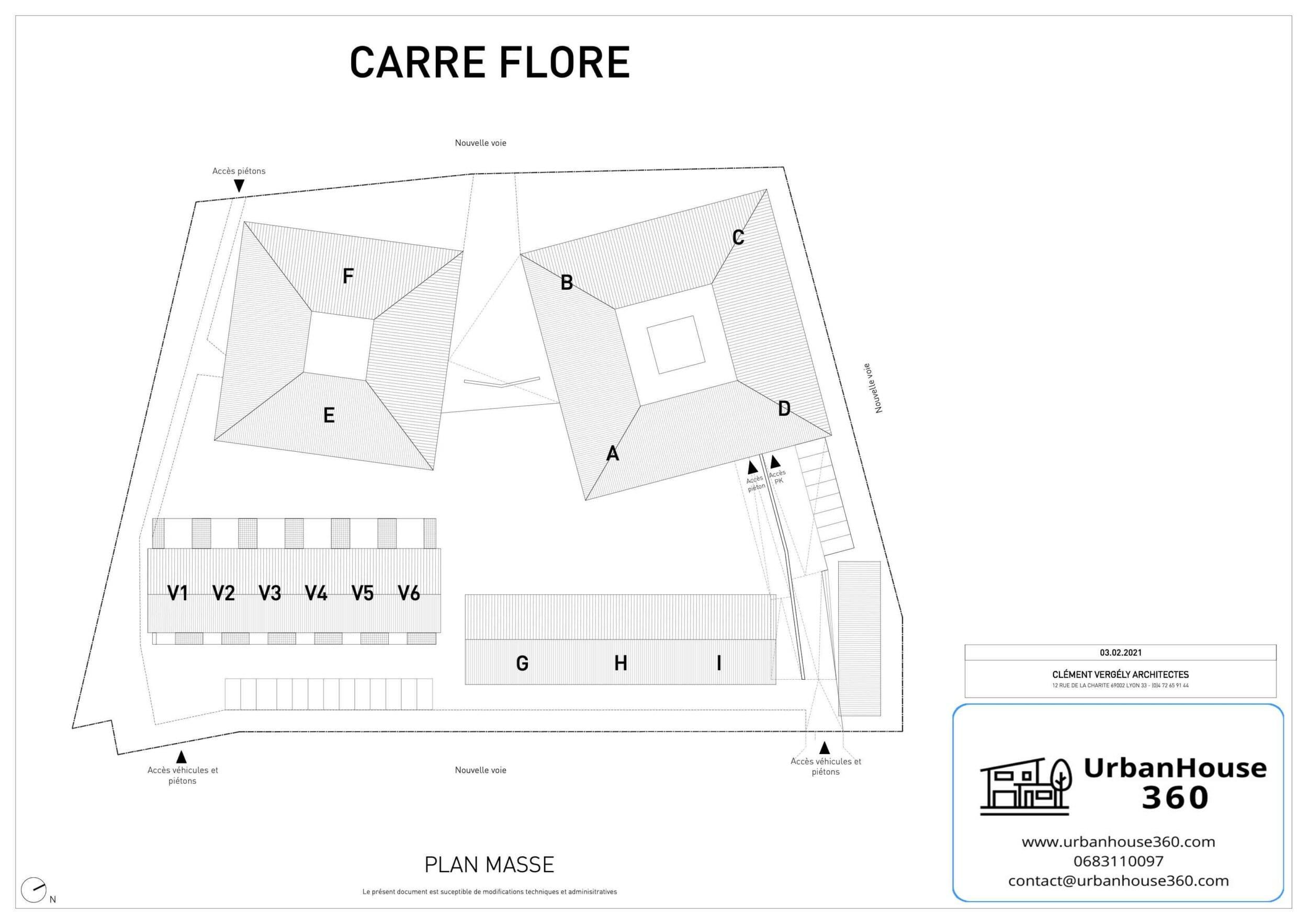 plan_de_masse-carre_flore-cornebarrieu-urbanhouse360