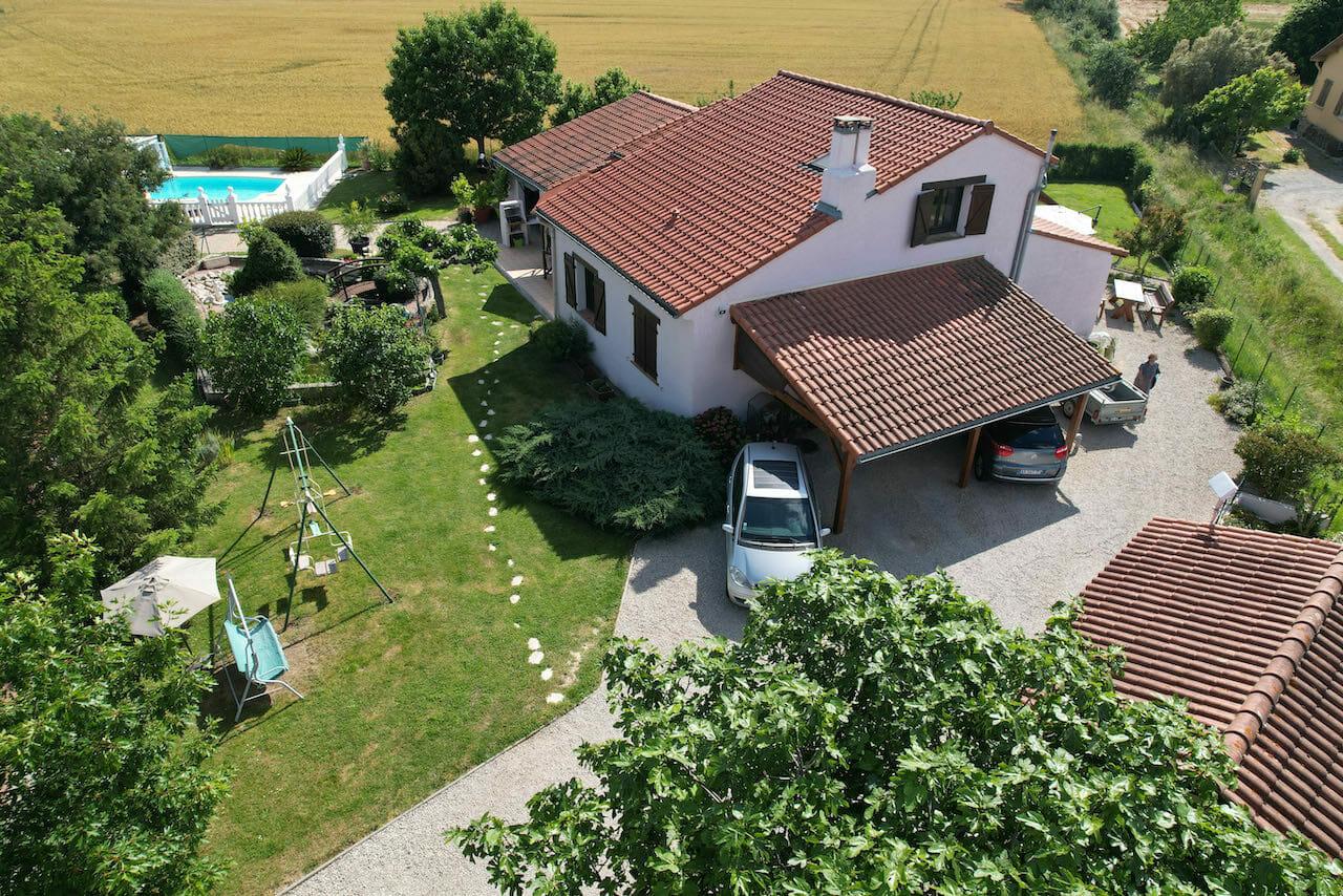 Urbanhouse360-Maison-Jardin-Piscine-Aussonne
